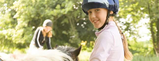Anglais + Equitation