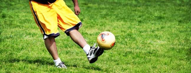 Anglais + Football
