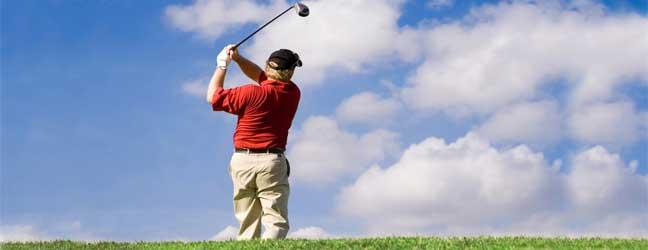 Anglais + Golf