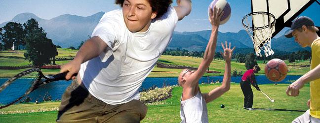 Cours d'Allemand et Multisports pour un lycéen - Astur - Diez Junior