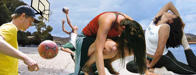 Cours d'Allemand et Multisports