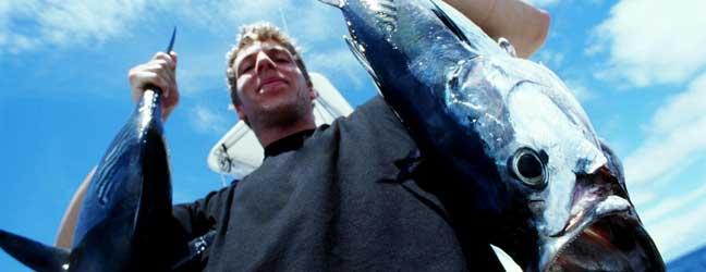 Cours d'Anglais et Pêche pour un lycéen