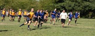 Cours d'Anglais et Rugby pour un adolescent