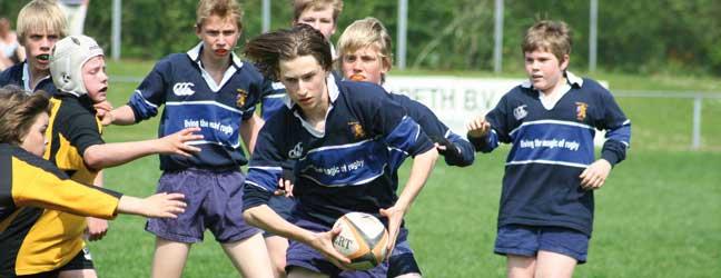 Cours d'Anglais et Rugby pour un étudiant
