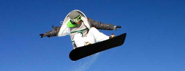Cours d'Anglais et Snowboard pour un lycéen