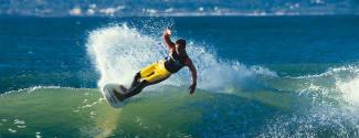 Cours d'Anglais et Surf pour un adulte