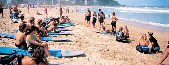 Cours de Portugais et Surf