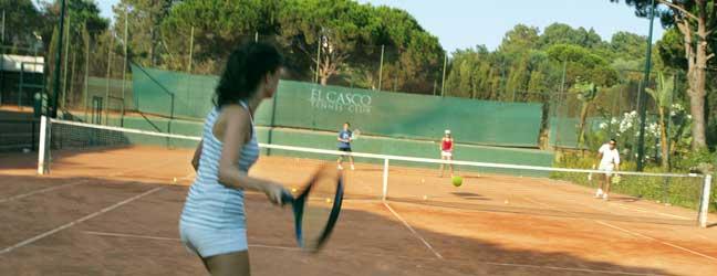 Anglais + Tennis