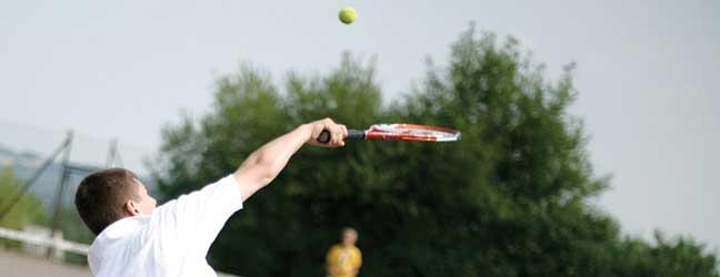 Cours d'Italien et Tennis
