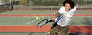 Cours d'Anglais et Tennis pour un étudiant