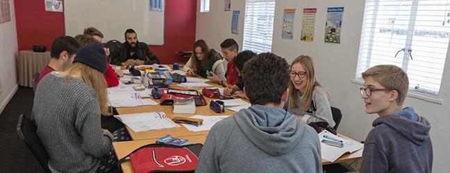Programme d'été sur campus pour adolescents multi-activités (Le Cap en Afrique du Sud)