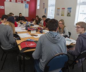 Cours d'été sur campus + circuit touristique Afrique du Sud Camp linguistique d'été junior Cape Town - Le Cap