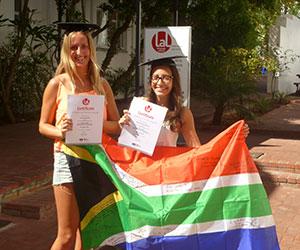 Séjour linguistique Le Cap LAL Cape Town - Le Cap