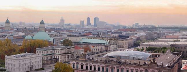 Berlin - Séjour linguistique à Berlin pour un étudiant