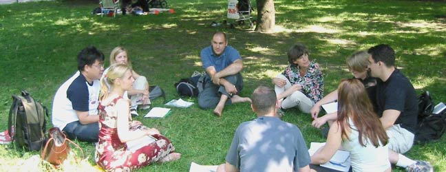 """Cours individuels - """"One-to-One"""" (Berlin en Allemagne)"""