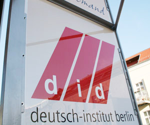 Séjour linguistique Berlin Did Deutsch-Institut - Berlin - Berlin
