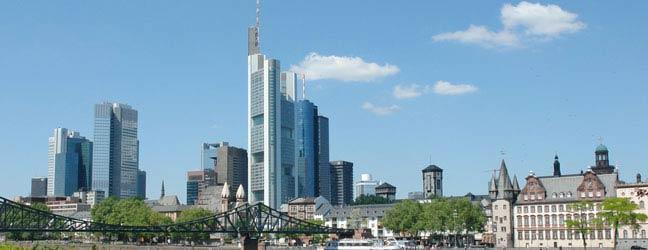 Frankfurt - Séjour linguistique à Frankfurt