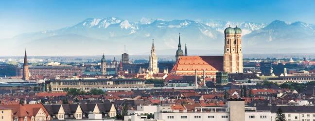 Munich - Séjour linguistique à Munich pour un étudiant