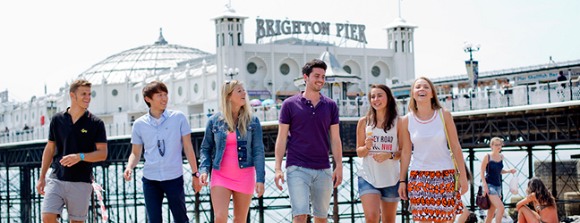 Préparation au FCE - First Certificate in English pour adolescent (Brighton en Angleterre)