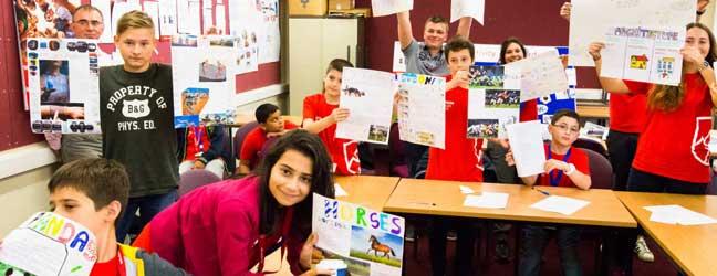 Programme intensif d'été sur campus pour adolescents (Brighton en Angleterre)