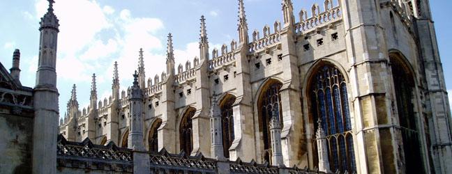 Cambridge (Région) - Immersion chez le professeur à Cambridge pour un professionnel