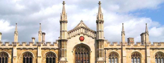 Programme intensif d'été sur campus de l'Université de Cambridge (Cambridge en Angleterre)