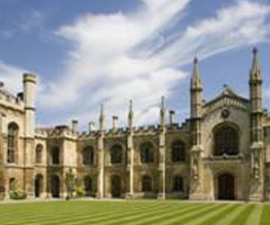 0 - Camp linguistique d'été junior Bucksmore - Corpus Christi College - Université de Cambridge