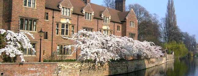 Camp linguistique d'été Magdalene College (Cambridge en Angleterre)