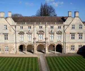 2 - Camp linguistique d'été Magdalene College
