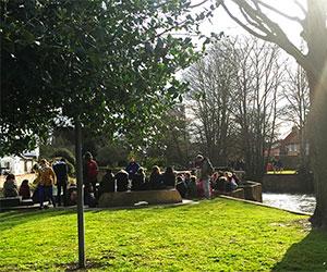 2 - Programme résidentiel Junior - English in Canterbury
