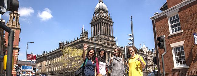 Leeds - Camp Linguistique Junior à Leeds