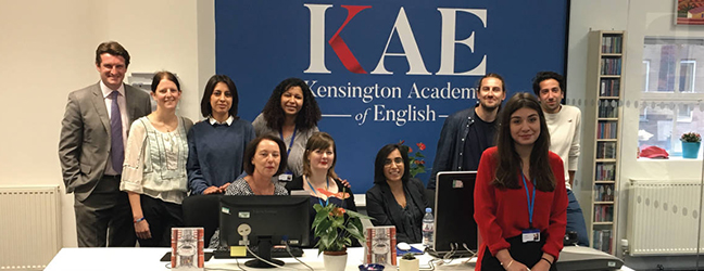 Kensington Academy of English - Tower Hill - KAE (Londres en Angleterre)
