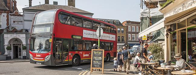 Cours combiné (Londres en Angleterre)
