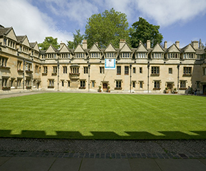 1 - Camp linguistique d'été junior Bucksmore - Brasenose College - Université d'Oxford