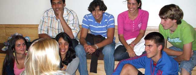 Programme intensif d'été sur campus pour adolescents (Oxford en Angleterre)