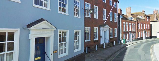 Chichester College (Sussex en Angleterre)