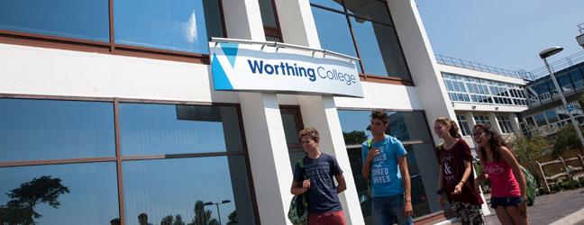 Camp linguistique d'été junior - Worthing College (Worthing en Angleterre)
