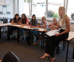 2 - Camp linguistique d'été junior - Worthing College