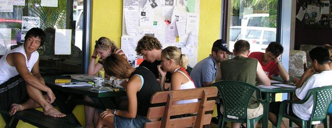 Cours standard pour adolescent (Byron Bay en Australie)