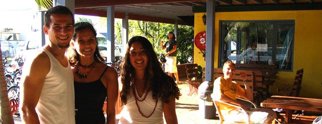 Cours standard (Byron Bay en Australie)