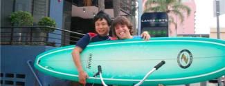 Séjour linguistique en Australie pour un lycéen - Langports- Surf Paradise - Gold Coast