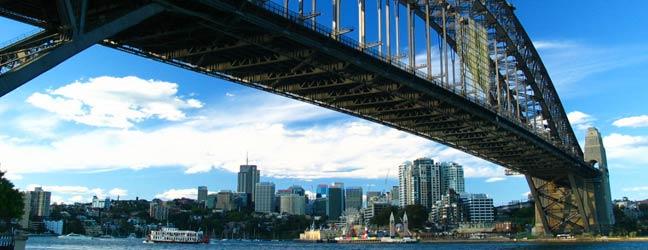 Sydney City - Séjour linguistique à Sydney City pour un étudiant