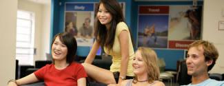 Cours d'Anglais + expérience de travail en école de langues