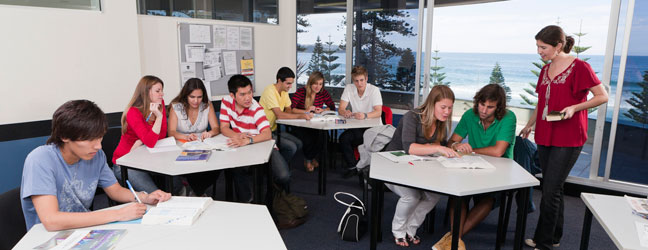 Navitas - Australian College of English - Manly (Sydney en Australie)