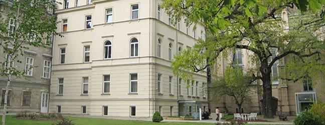 Année d'étude intensive à l'étranger (Vienne en Autriche)