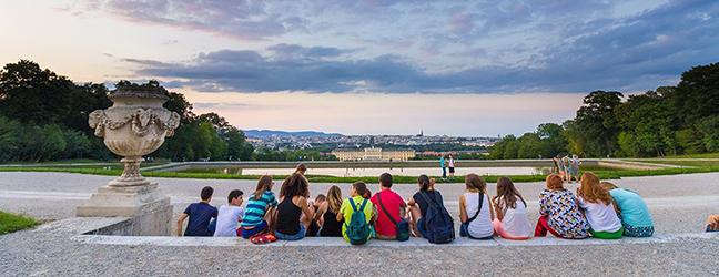 Séjour linguistique d'été junior Vienne (Vienne en Autriche)