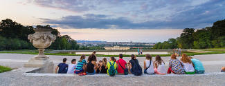 Séjour linguistique en Autriche pour un enfant - Summer Actilingua - Vienne