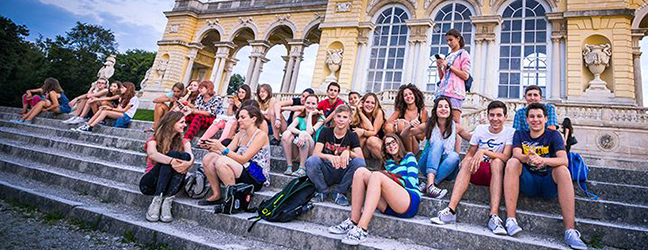 Cours d'été pour jeunes adultes (Vienne en Autriche)