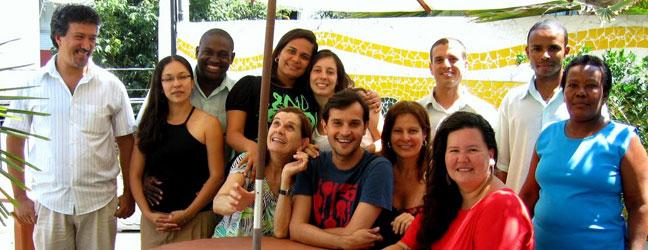 Cours combiné (Salvador de Bahia au Brésil)