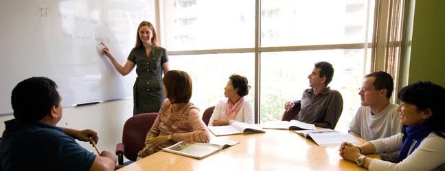 Préparation de l'IELTS pour étudiant (Vancouver au Canada)